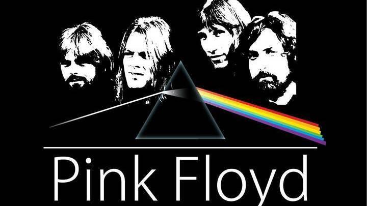 Pink Floyd,  британская рок-группа