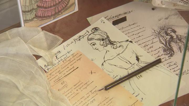 Масштабная выставка о жизни Михаила Лермонтова представлена в Пензе
