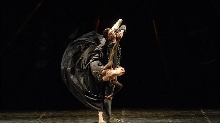 """Борис Эйфман создал новую версию своего балета """"Русский Гамлет"""""""