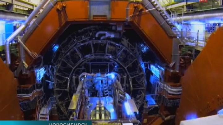 В Новосибирске разработан модуль нового ускорителя для Большого адронного коллайдера