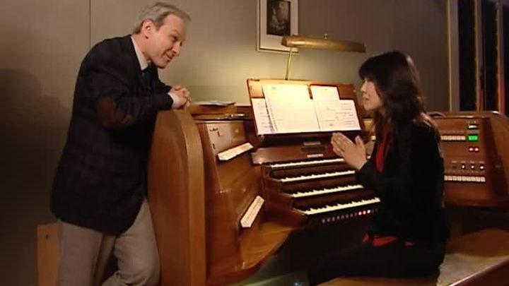 Хироко Иноуэ рассказала об органной музыке