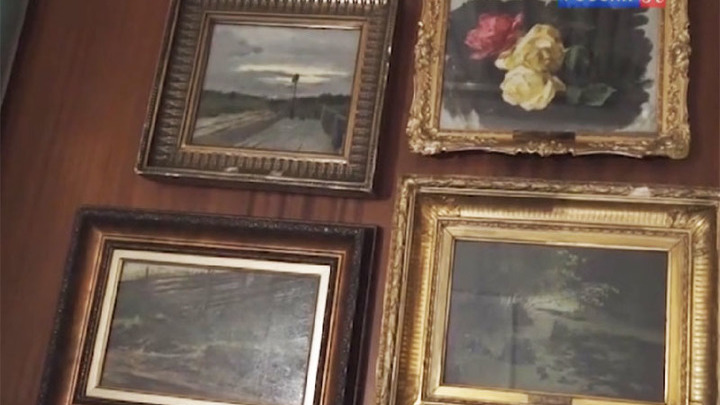Через несколько дней возвращенные полотна Исаака Левитана займут свое место в экспозиции