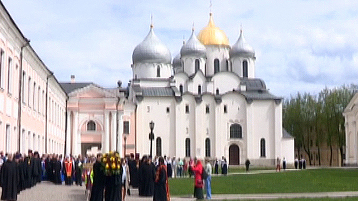 В российских городах прошли торжества по случаю Дня славянской письменности и культуры