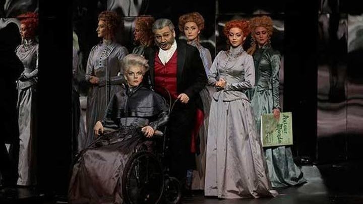 В Италии открылся I Международный фестиваль русскоязычных театров