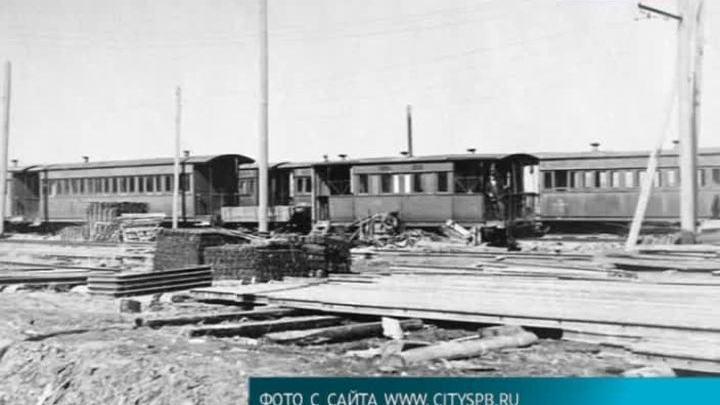 В Петербурге реконструируют первую в России электрическую железную дорогу