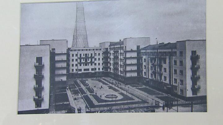 Музей архитектуры авангарда появился на Шаболовке