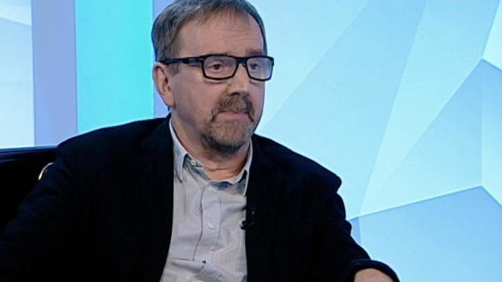 Главная роль. Член отборочной комиссии ММКФ Петр Шепотинник