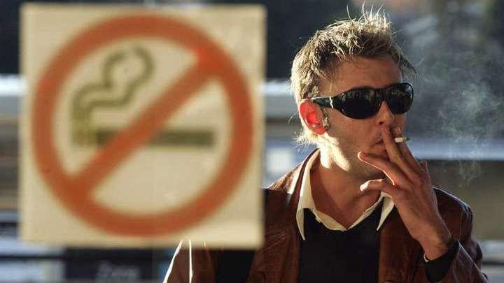 В России планируют создать систему выявления курильщиков в неположенных местах