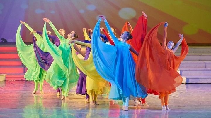 """Фестиваль """"В мире танца"""" стартует во Всероссийском детском центре """"Орлёнок"""""""