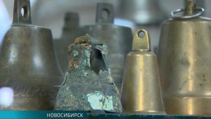 В Новосибирске с помощью 3D-принтера создают копии старинных колоколов