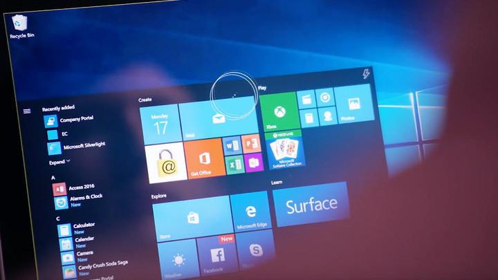 Windows 10 начнет отслеживать движения глаз
