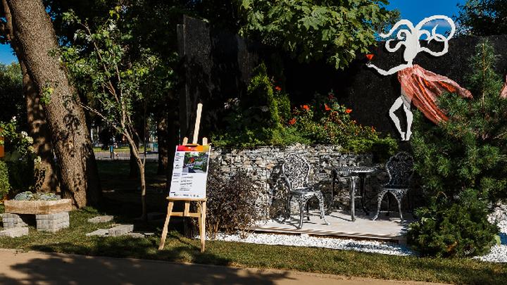 """""""Сады и люди"""": на ВДНХ проходит фестиваль ландшафтного искусства"""