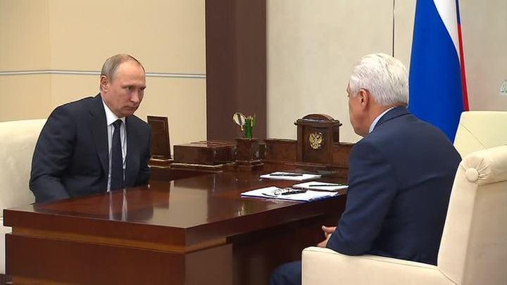 """Путин считает организаторов """"групп смерти"""" убийцами"""