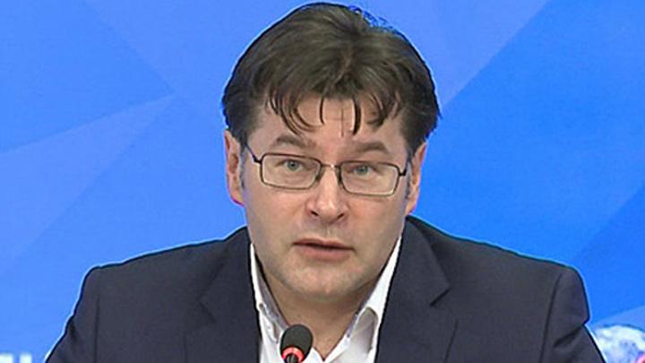 Генеральный директор Центра политической информации Алексей Алексеевич Мухин.