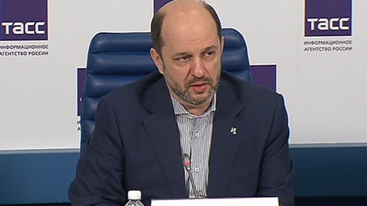 Советник президента РФ по вопросам Интернета Герман Сергеевич Клименко.