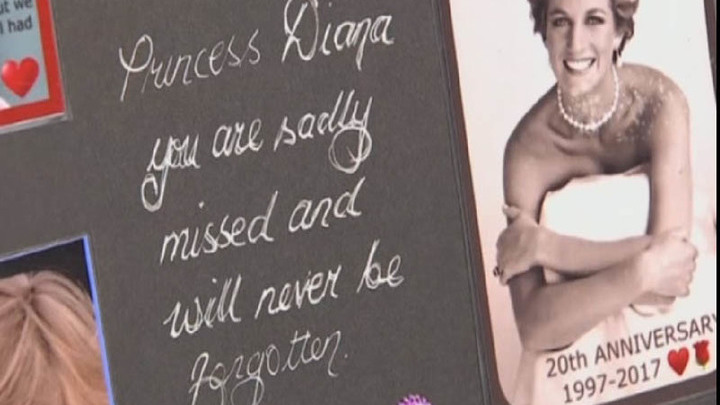 Двадцать лет назад погибла принцесса Диана