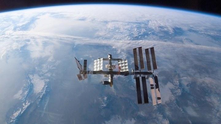 Космонавты поздравили Москву с Днем города с МКС