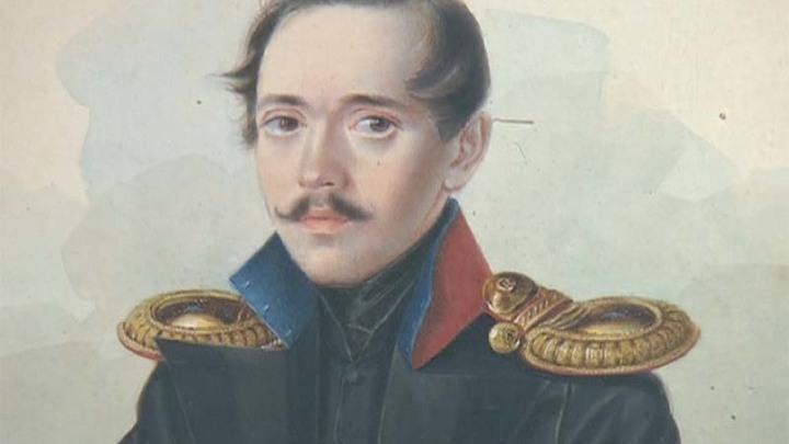 Ему дважды позировал Лермонтов. В Музее Пушкина представлены портреты кисти Александра Клюндера