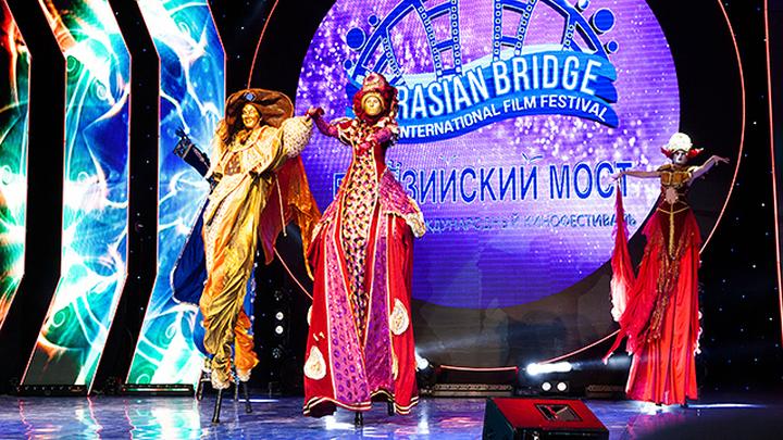 Кинофестиваль «Евразийский мост» стартует вКрыму