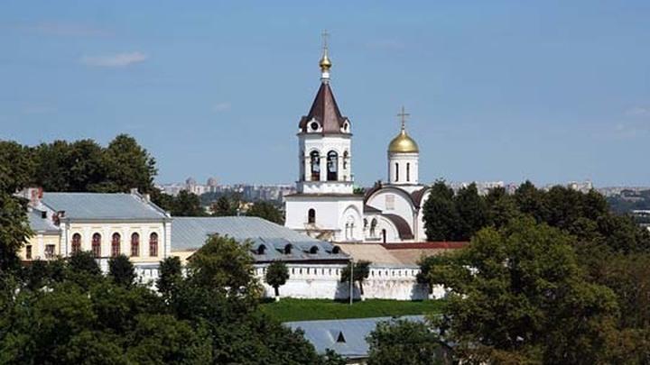 Богородице - Рождественский мужской монастырь в г. Владимире