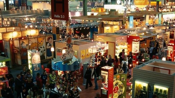 ВоФранкфурте-на-Майне сегодня открывается крупнейшая вмире книжная ярмарка
