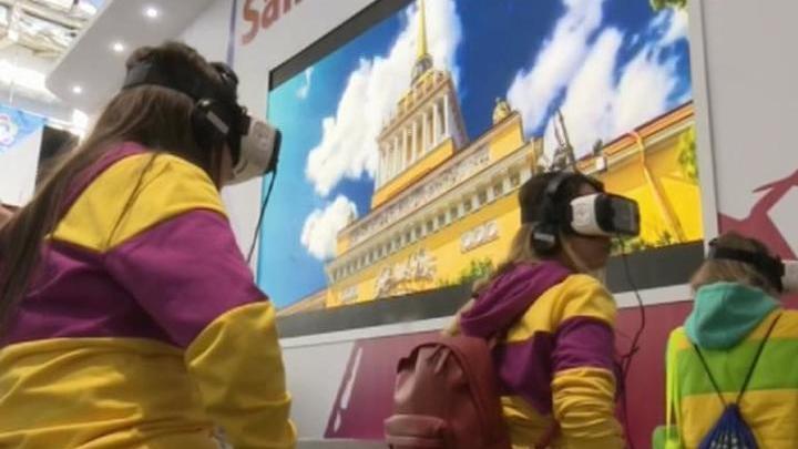 В Сочи можно посетить виртуальную экскурсию по залам Зимнего дворца в формате 360 градусов