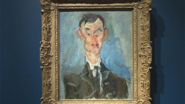 ВПушкинском музее стартовала первая вгосударстве выставка авангардиста Хаима Сутина
