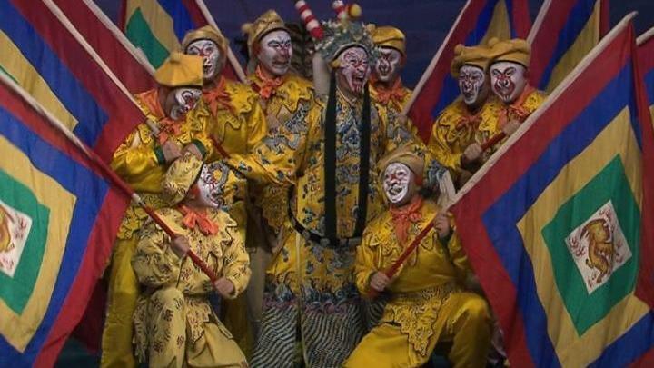 Пекинскую оперу «Переполох внебесном дворце» впервый раз покажут в Российской Федерации