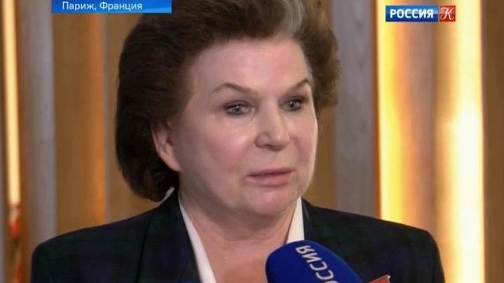 Валентине Терешковой вручили медаль ЮНЕСКО
