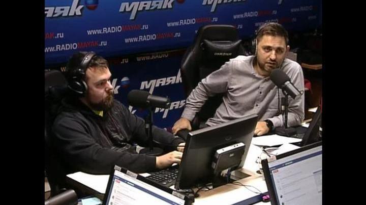 Сергей Стиллавин и его друзья. DJI
