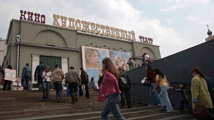 """9 апреля в Москве после реставрации открывается знаменитый """"Художественный"""""""