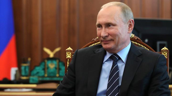 Путин назвал «Алмазный фонд» сокровищницей шедевров ювелирного искусства
