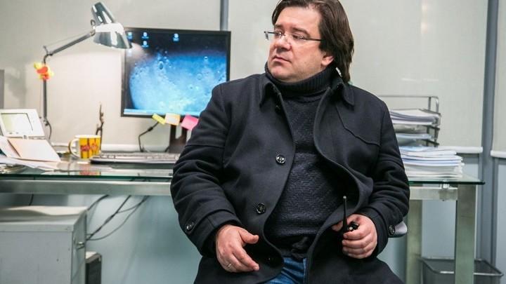 """Режиссер сериала """"Доктор Рихтер"""" - Андрей Прошкин"""