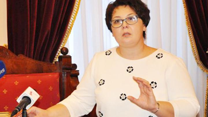 Директор Ярославского художественного музея Алла Валерьевна Хатюхина.