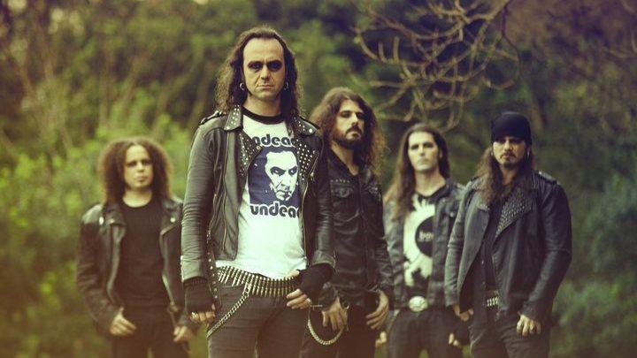 Moonspell,  португальская готик-метал-группа