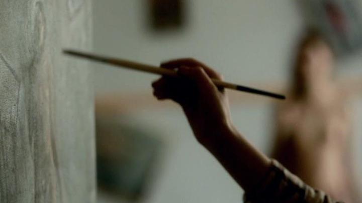 Утерянная картина Густава Климта «Двое лежащих» найдена вЛинце