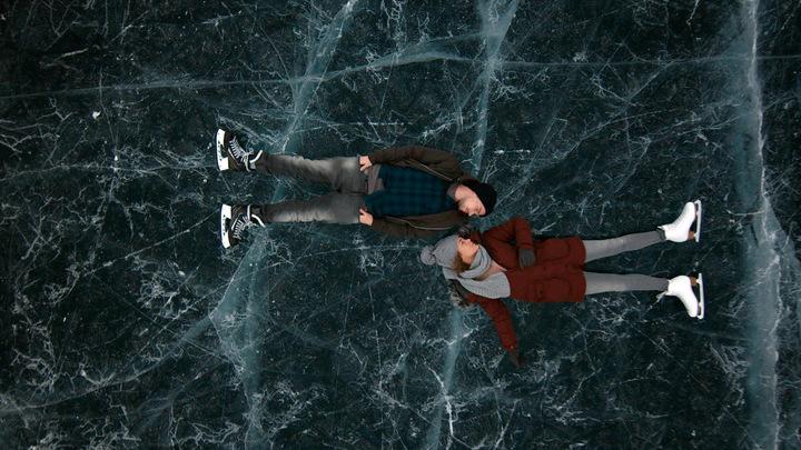 "Кадр из фильма ""Лёд"""