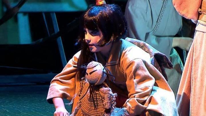 """Спектакль """"Японская сказка. Меч самурая"""" показал Театриум на Серпуховке"""