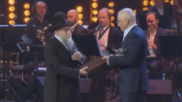 Андрей Кончаловский иИрина Антонова стали лауреатами премии Федерации израильских общин