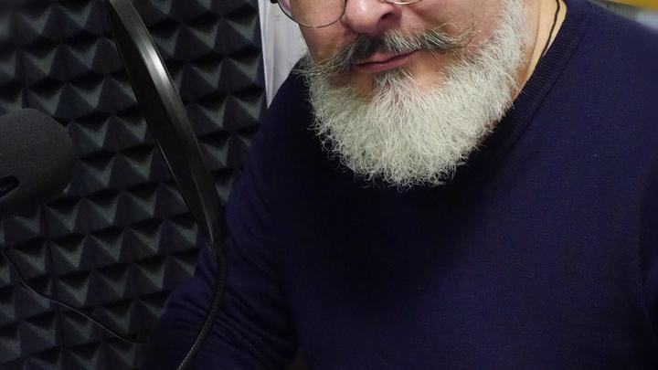 """Андрей Грошиков, генеральный директор исторической верфи """"Полтава"""""""