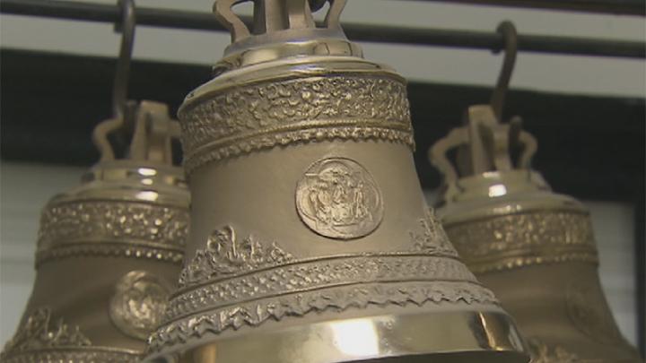 Перезвон и благовест. Возрождается искусство литья колоколов