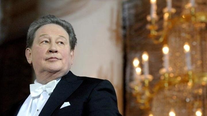 Медведев поздравил оперного певца Евгения Нестеренко с80-летним юбилеем