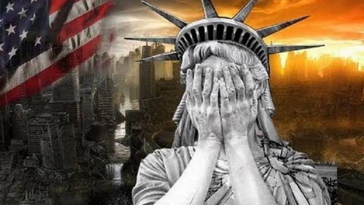 Америка. Статуя Свободы
