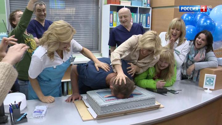 """Первая большая премьера года: на экраны вернулся новый """"Склифосовский"""""""