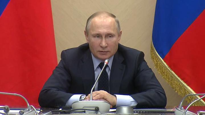 Путин назвал работу участников Олимпиады в Токио важным делом