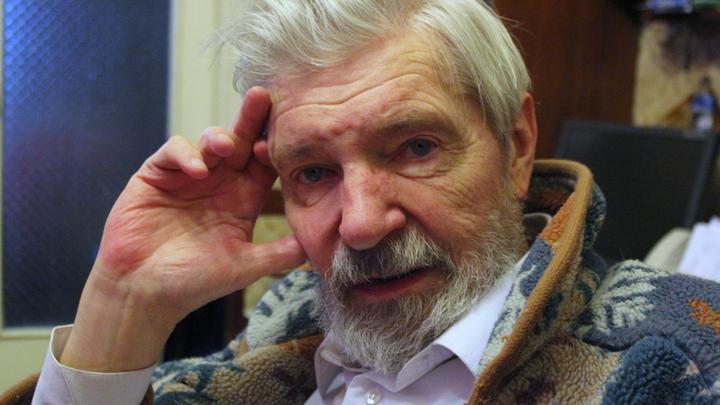Алексей Щеглов, архитектор.