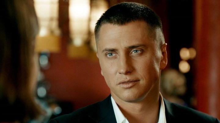 """Павел Прилучный. Кадр из сериала """"Мажор 3"""""""