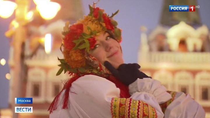 В Москве идут последние приготовления к Масленице
