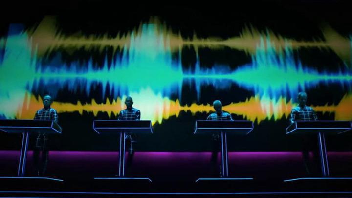 В России выступит группа Kraftwerk