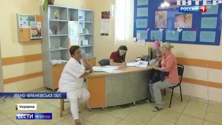 На Украине стремительно развивается эпидемия туберкулеза